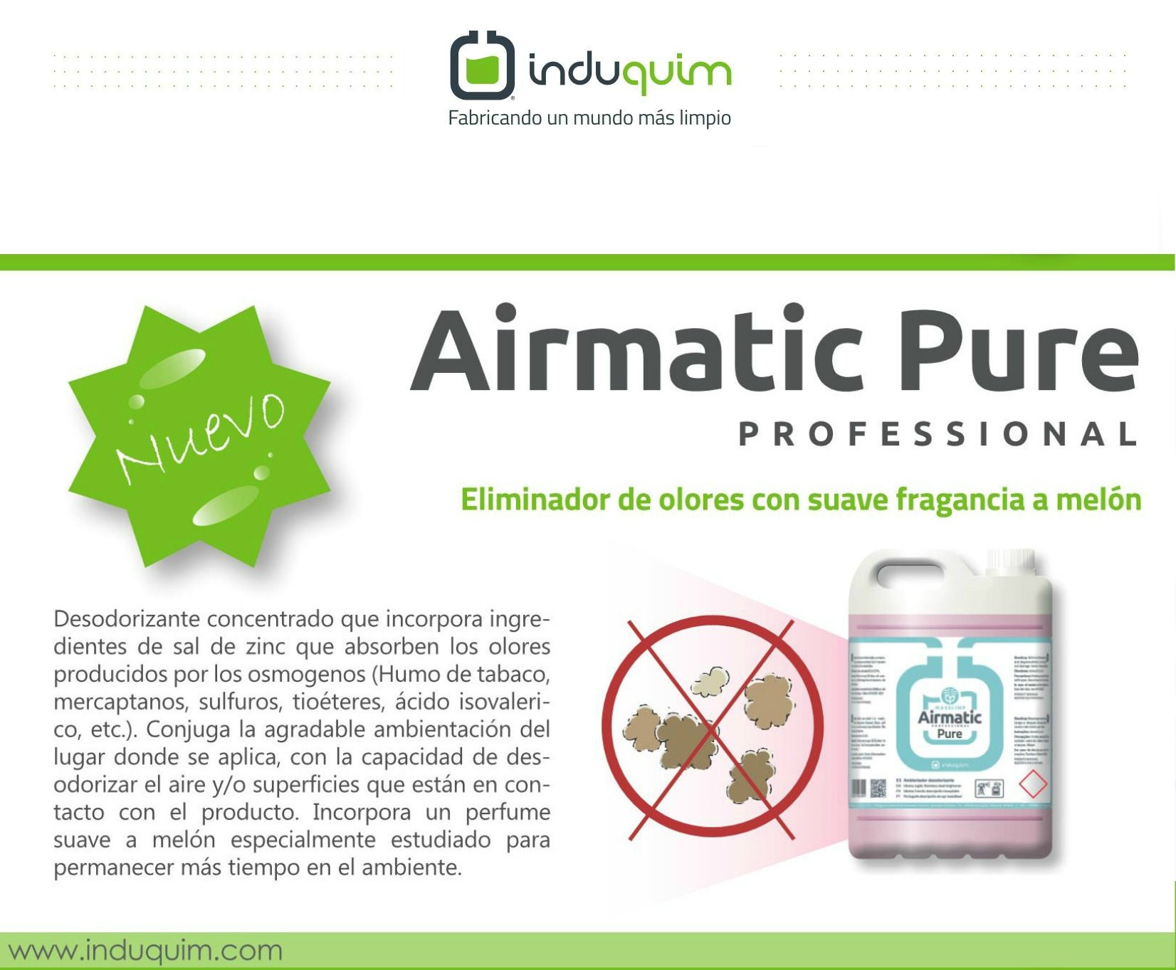 Airmatic Pure Profesional