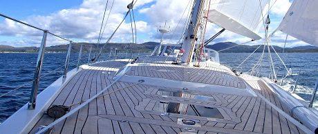 Limpieza de embarcaciones de recreo - Induquim