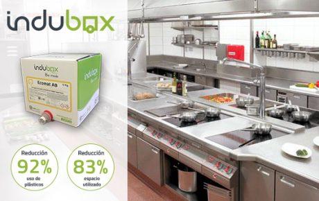 Indubox - Cocinas profesionales