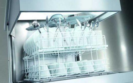 Limpieza de lavavajillas indutriales