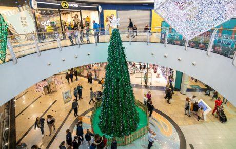 Mantenimiento de suelos en centros comerciales
