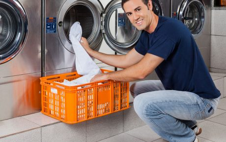 Lavanderías autoservicio con sistema Indubox