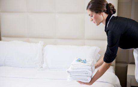 Limpieza y desinfección en Hoteles INDUQUIM
