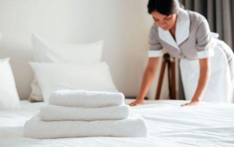 Sistemas de lavado para ropa hotelera