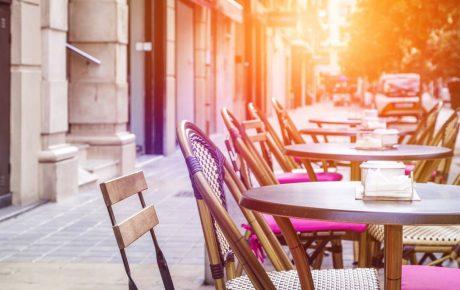 Limpieza y desinfección bares y restaurantes
