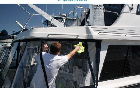 Limpieza náutica