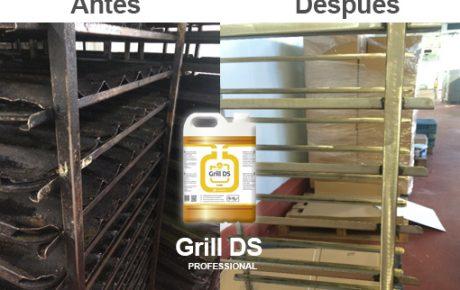 Coso de éxito con Grill DS